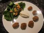 Dani Valent's Carrot Falafel
