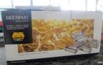 My bargain pasta maker